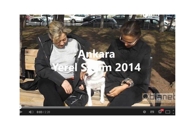 İki Kadın Bir Ankara Parkından Konuşuyor