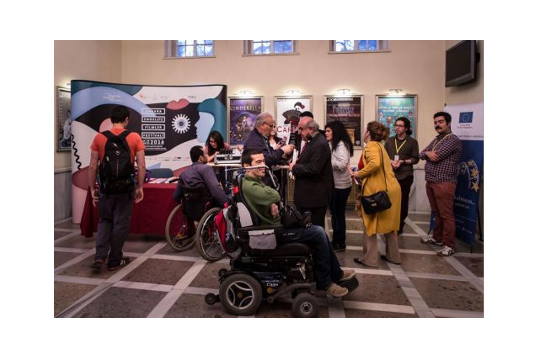 Engelsiz Film Festivali: Herkesle Bir Arada Film İzleme Keyfi
