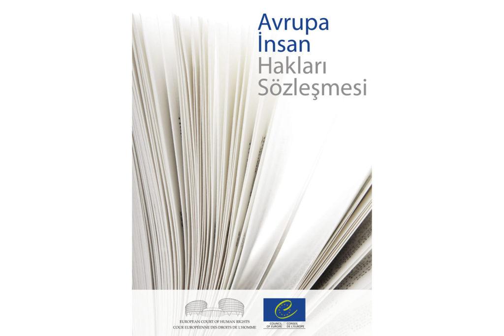 İnsan Hakları Avrupa Sözleşmesi