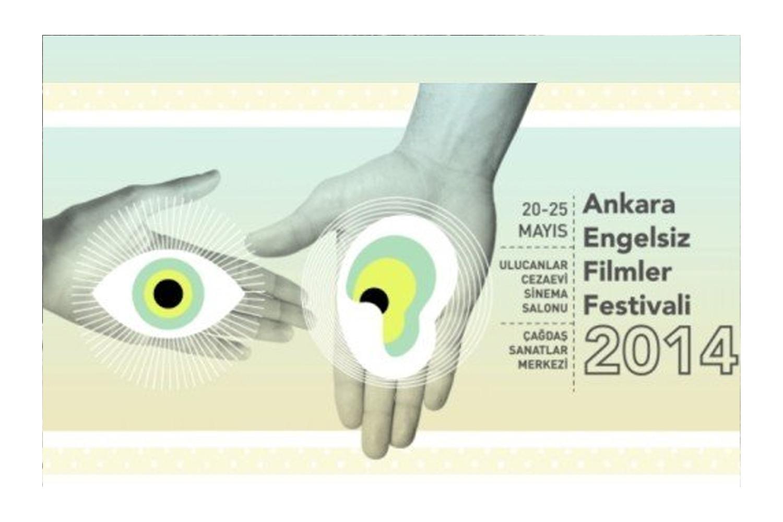 Engelsiz, Mütevazi, Ücretsiz ve Ebruli Renkli Festival