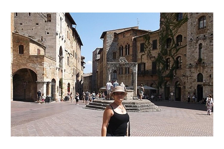 Hayat (Siena'da da) Güzeldir!