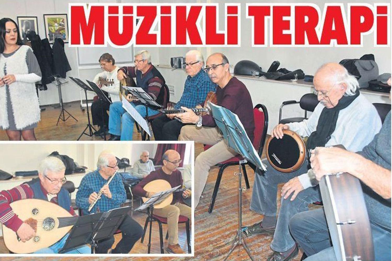 Alzheimer'a Karşı Müzikli Terapi
