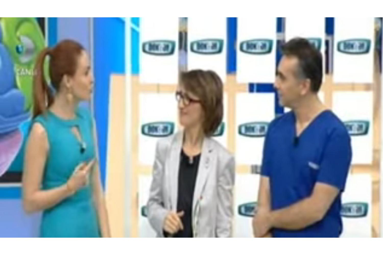 Prof. Dr. Aynur Özge Doktorum Programı'nda
