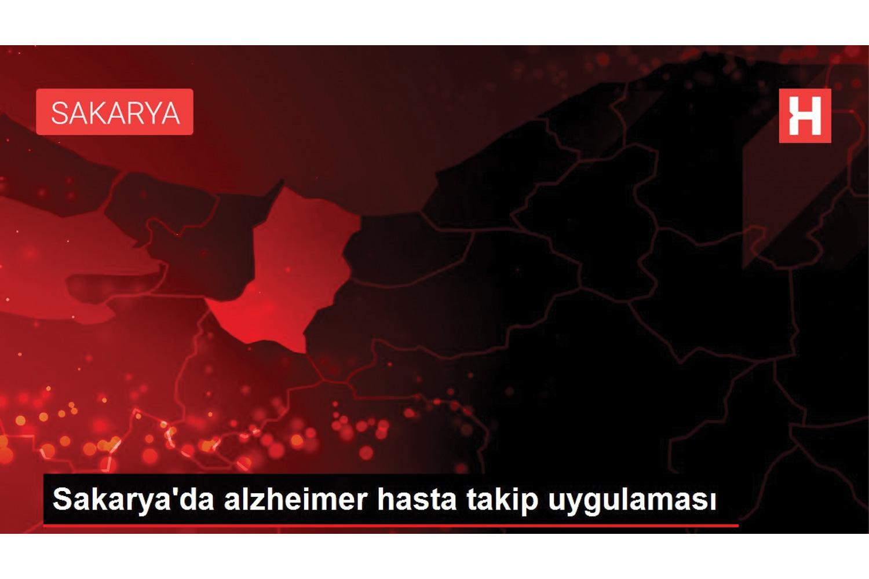 Sakarya'da alzheimer hasta takip uygulaması