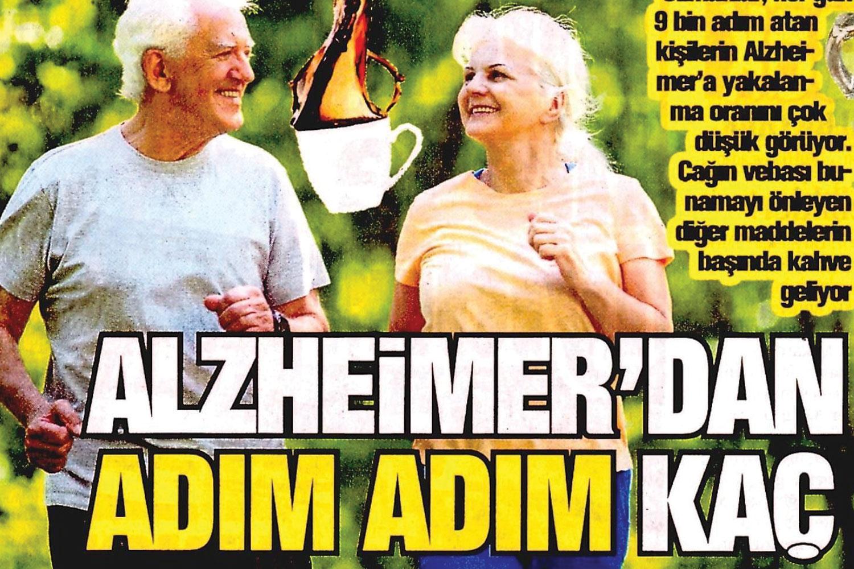 Alzheimer'dan Adım Adım Kaç