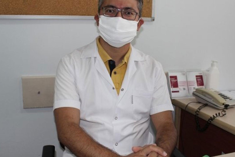 Denizli Devlet Hastanesi Nöroloji Uz. Dr. Can Emre Erdoğan, dengeli beslenme...