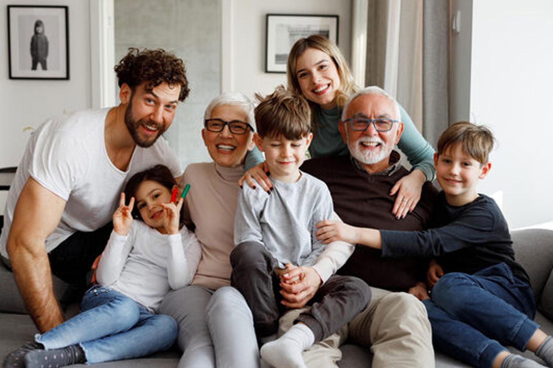 Yalnızlığın en büyük ilacı 'geniş çekirdek aile'