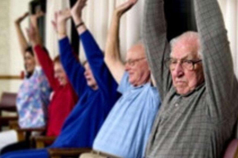 Yaşlılar için Ömrü Uzatan Egzersiz ( Video )