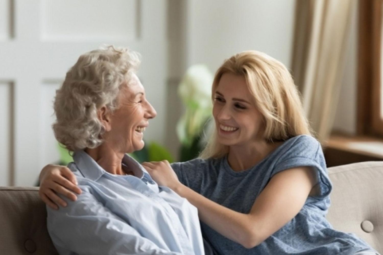 Yaşlıların mutluluk kaynağı: Aile