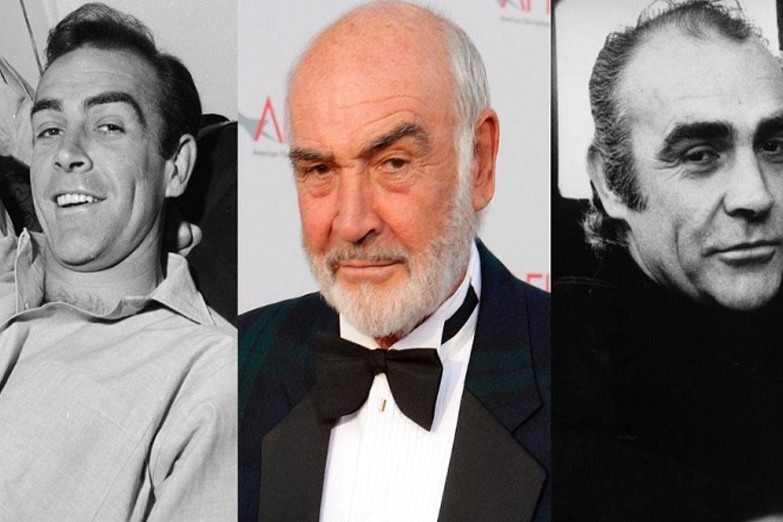 Ben, Connery... Sean Connery...!