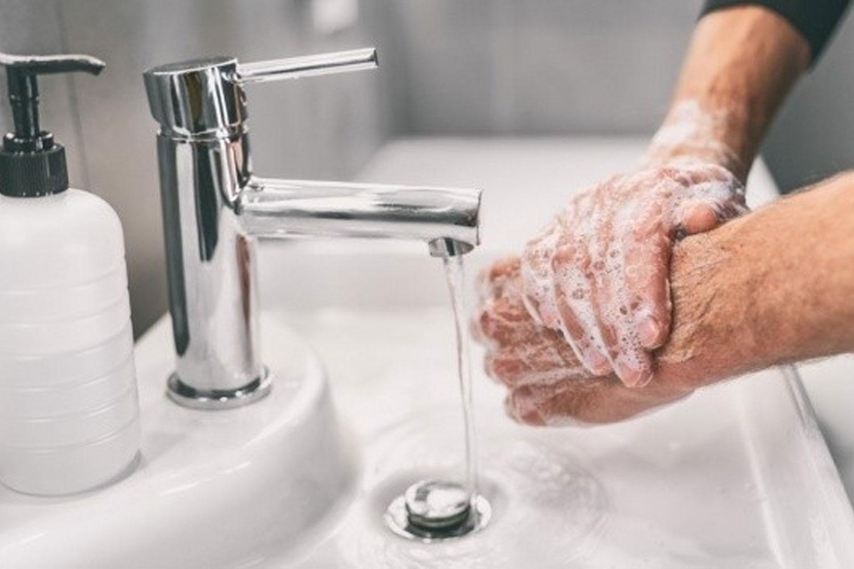Dezenfektanı, su ve sabuna erişemediğinizde kullanın